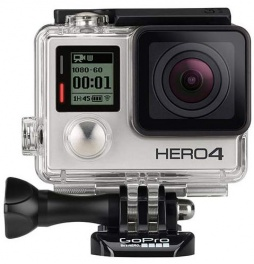 GoPro hero4 black edition adventure экшн-камера